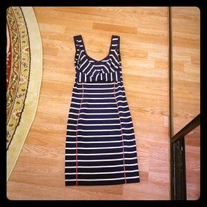 Jessica Simpson- Adorable Striped Bodycon! Size Sm